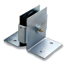 "3 1/2""  Through Wall Pulley"