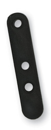 "1/8"" Black Plastic Cord Adjuster - Long"