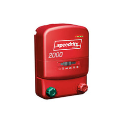 Speedrite 2000 Unigizer Fence Charger