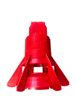 C2 Plus Flood Cone With Two Piece Top