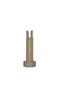 Hex Head Nylon Split Bolt