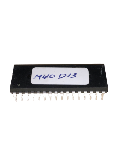 CT1 Model 40 Version D13 EPROM Chip