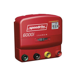 Speedrite 6000i Unigizer Fence Charger With Remote