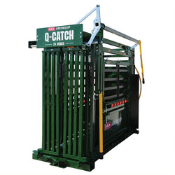 Arrowquip Q-Catch 7400MR Manual Squeeze Chute