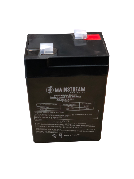Gallagher 6V Battery