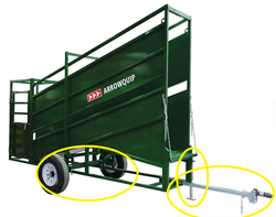 Portable Option For Arrowquip Loading Chute