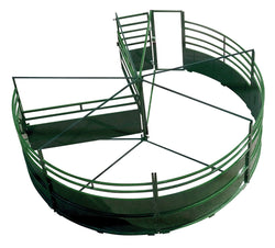 Arrowquip 10' Budflow Tub - Single 90 Degree Exit Alley