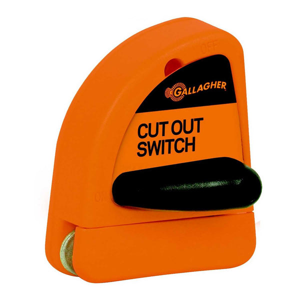 Cut-Off Switch Orange