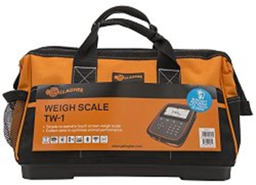 TW-1 Livestock Weigh Scale & Data Collector
