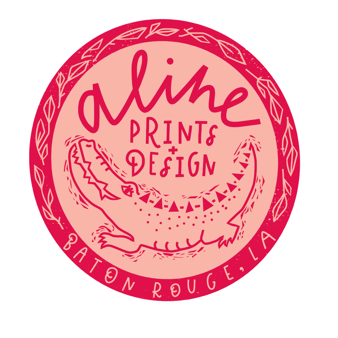 Aline Prints + Design