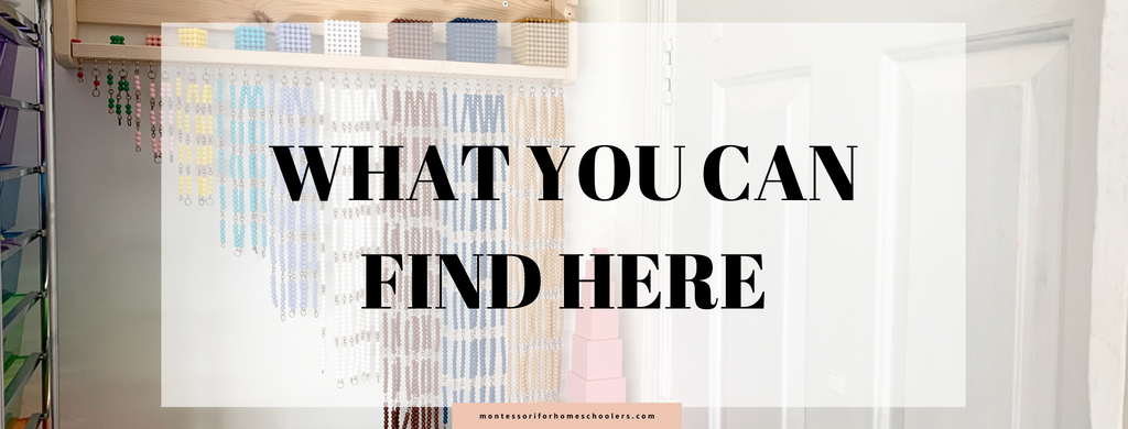 What you can find here