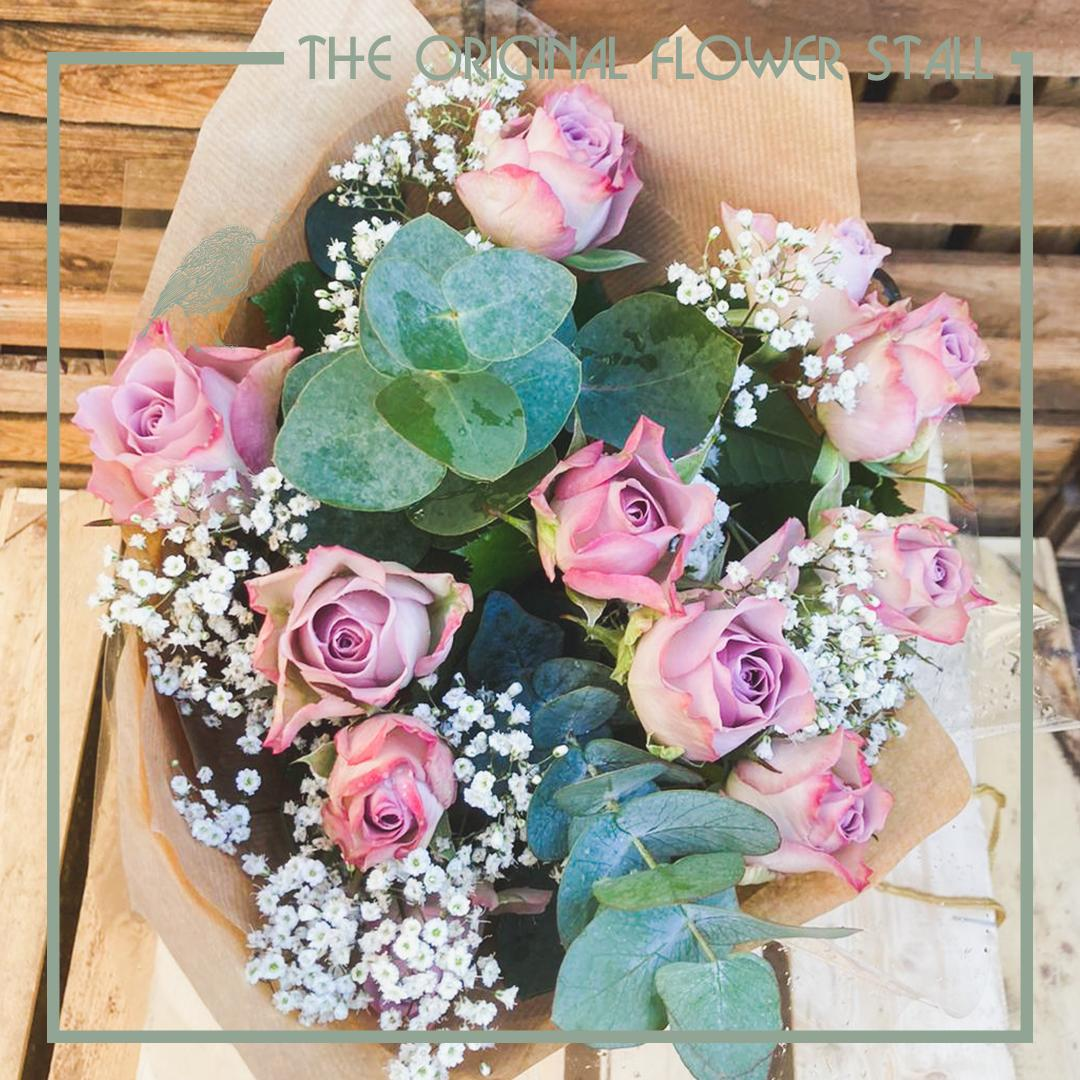 Memory Lane Vintage Rose Bouquet