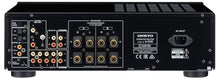 Load image into Gallery viewer, ONKYO A-9150 BLACK STEREO AMPLIFIER