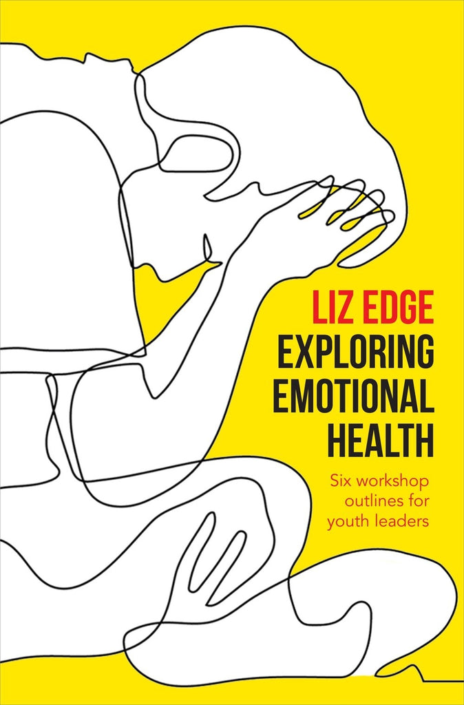 Review And Author Q&A : Exploring Emotional Health by Liz Edge