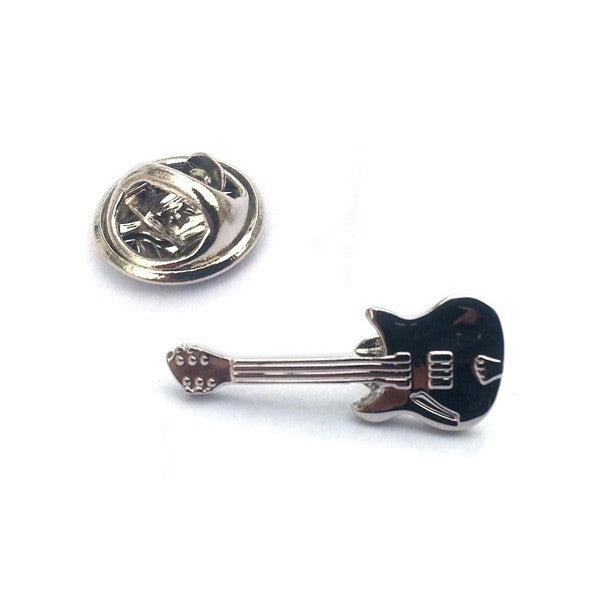 Guitar Lapel Pin Badge  (X2Ajtp193)Guitar Lapel Pin Badge  (X2Ajtp193)