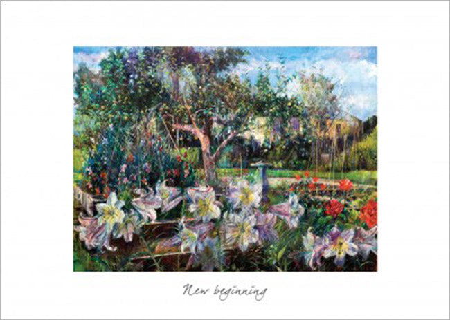 New Beginnings  (Anne Rea)New Beginnings  (Anne Rea)