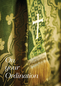 On Your Ordination - Stole - Std GlossOn Your Ordination - Stole - Std Gloss