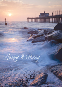 Happy Birthday - Standard Card - GlossHappy Birthday - Standard Card - Gloss