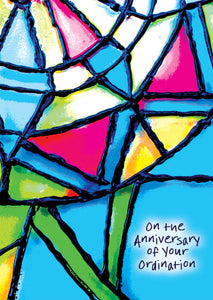 On Anniversary Of Ordination - Standard Card Gloss (6 Pack)On Anniversary Of Ordination - Standard Card Gloss (6 Pack)