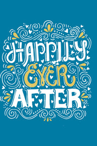 Happily Ever After - Std Card Gloss (6 Pack)Happily Ever After - Std Card Gloss (6 Pack)