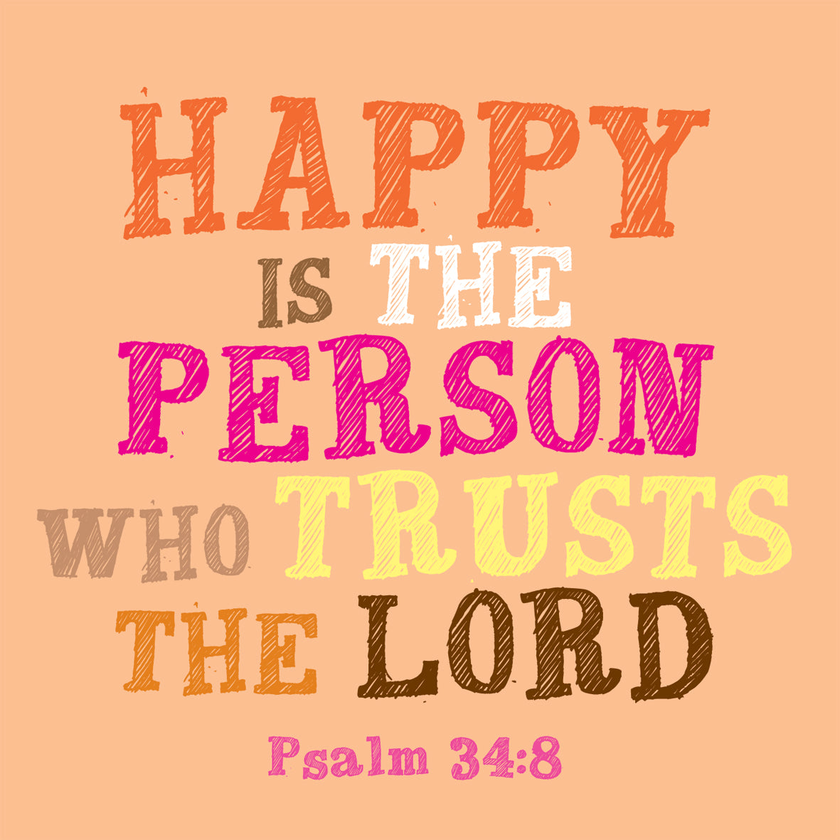 Happy Is The PersonHappy Is The Person