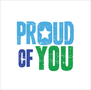 Proud Of YouProud Of You