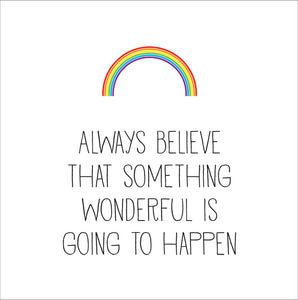 Rainbow - Always BelieveRainbow - Always Believe