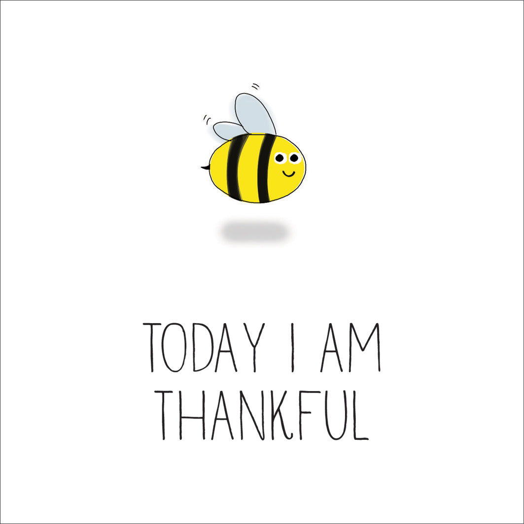 Bee - Today I Am ThankfulBee - Today I Am Thankful