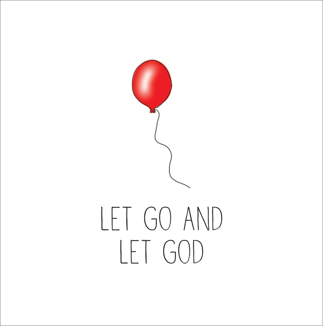 Balloon - Let Go And Let GodBalloon - Let Go And Let God