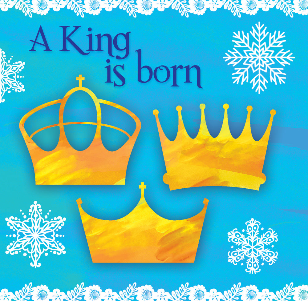 A King Is BornA King Is Born