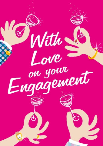 With Love - Engagement Foil Gloss StdWith Love - Engagement Foil Gloss Std
