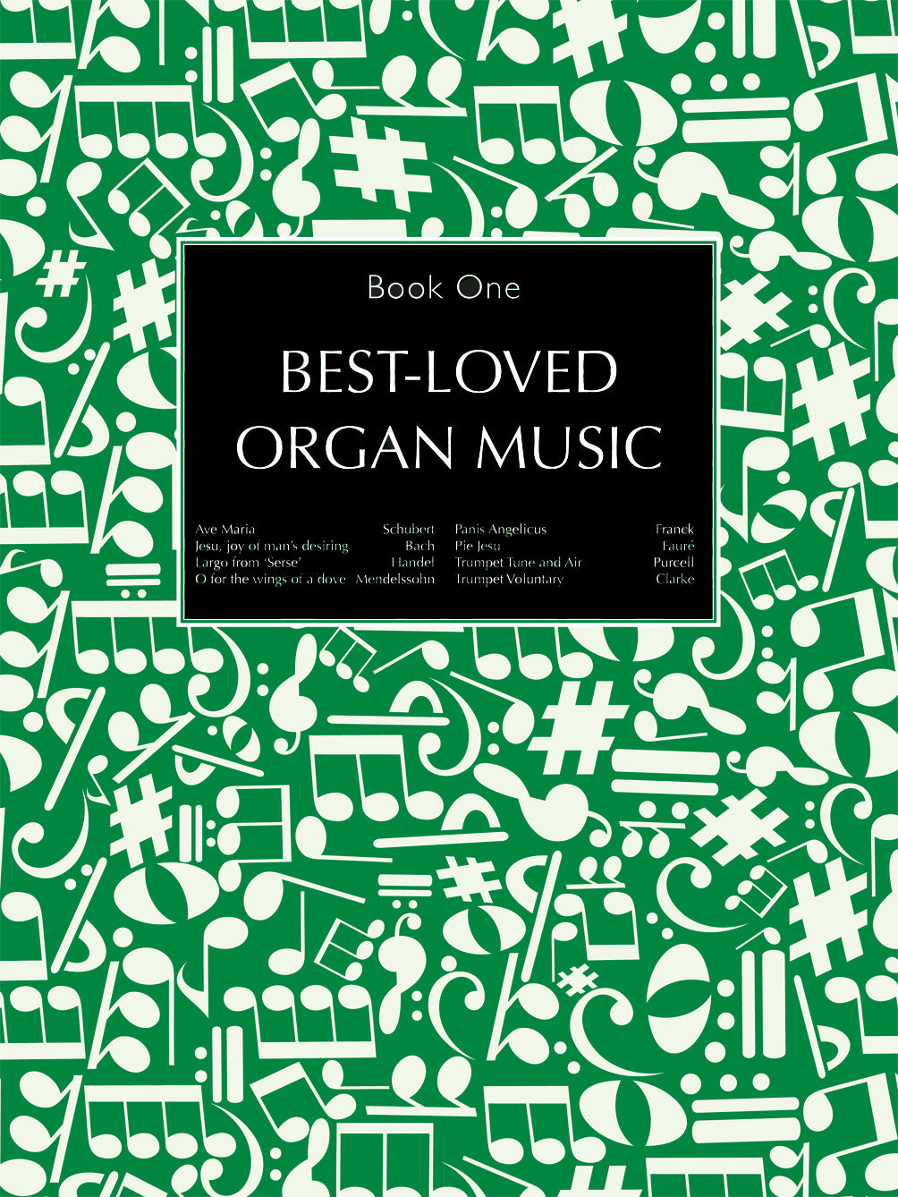 Best Loved Organ Music Book 1Best Loved Organ Music Book 1