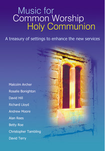 Music For Common Worship-Holy Communion