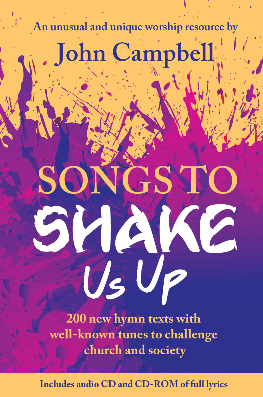 Songs To Shake Us Up - With Audio Cd & Cd Rom For Lyrics   Songs To Shake Us Up - With Audio Cd & Cd Rom For Lyrics