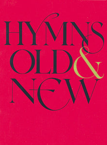 Hymns Old & New New Century - Full Music ****