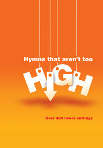Hymns That Aren't Too HighHymns That Aren't Too High from Kevin Mayhew