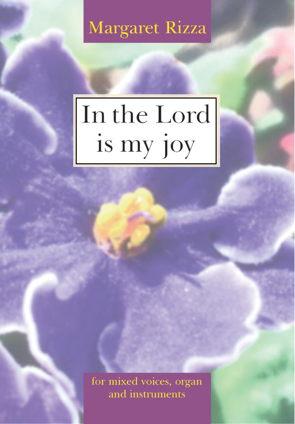 In The Lord Is My Joy