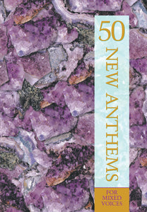 50 New Anthems - SATB