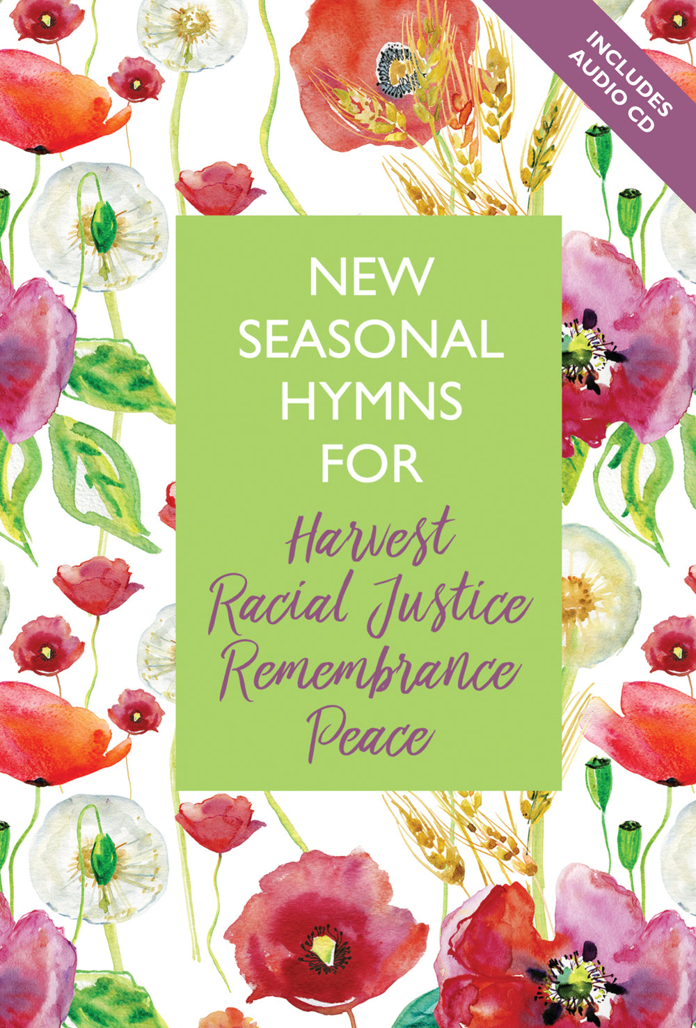 New Seasonal Hymns For Remebrance, Harvest, All Saints, All Souls (Book & Cd)New Seasonal Hymns For Remebrance, Harvest, All Saints, All Souls (Book & Cd)