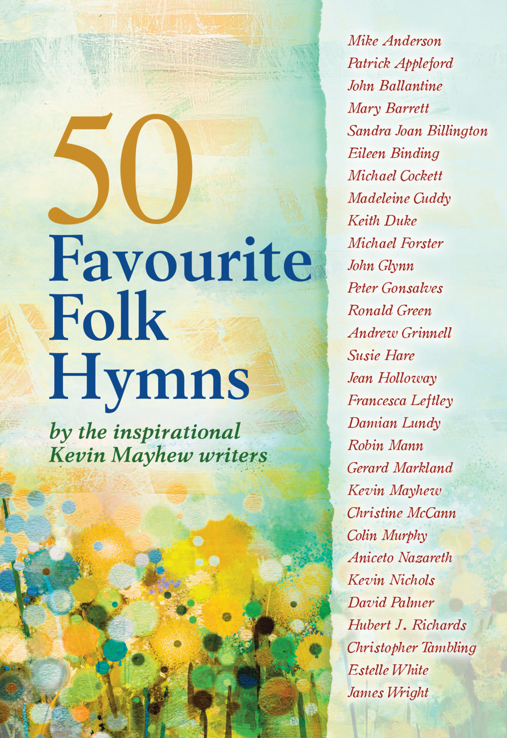 50 Favourite Folk Hymns50 Favourite Folk Hymns