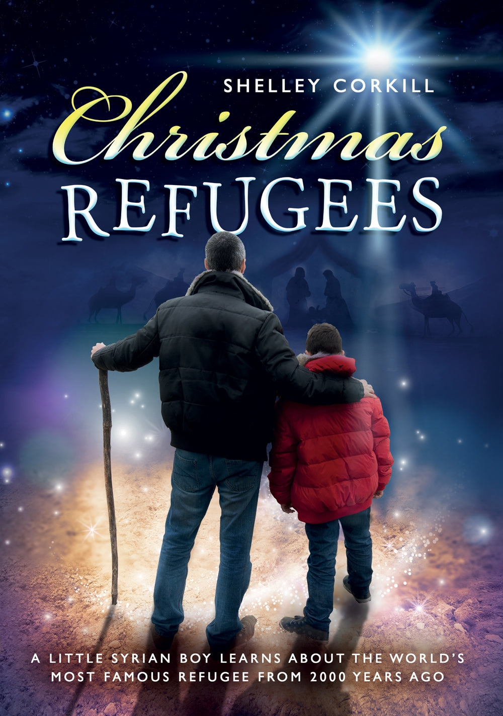 Christmas Refugees Book And Cd New For 2019Christmas Refugees Book And Cd New For 2019
