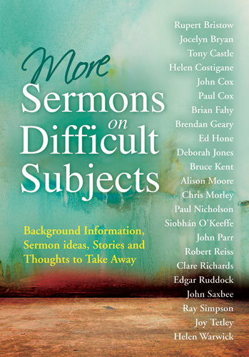 More Sermons On Difficult SubjectsMore Sermons On Difficult Subjects
