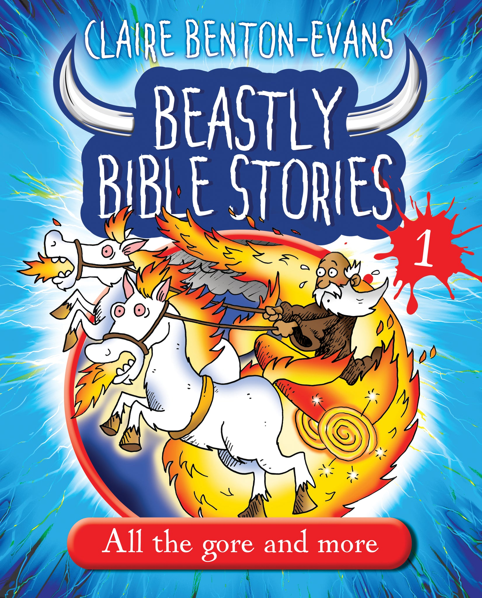 Beastly Bible Stories Book 1Beastly Bible Stories Book 1