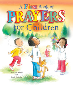 A First Book Of Prayers For Children (Sept 19)A First Book Of Prayers For Children (Sept 19)