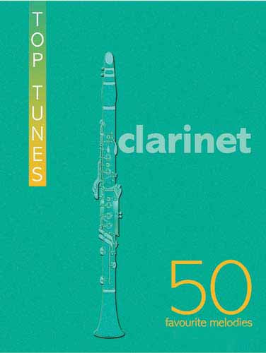 Top Tunes For ClarinetTop Tunes For Clarinet