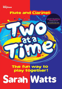 Two At A Time - Flute & Clarinet