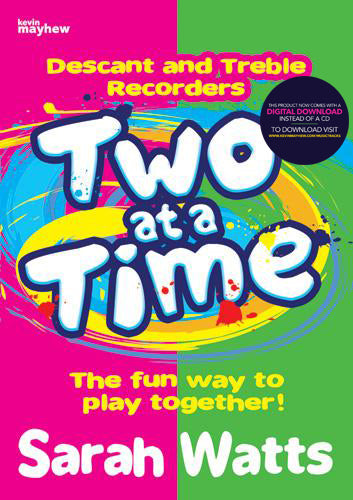 Two At A Time - Recorder - Descant/Treble