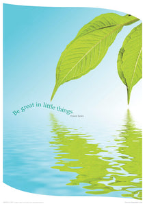 Poster - Be Great A3Poster - Be Great A3