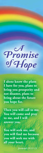 Bookmark - A Promise Of Hope (Rainbow)Bookmark - A Promise Of Hope (Rainbow)