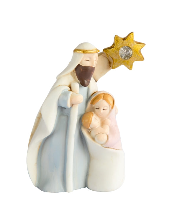 Children's Nativity Mary Holding JesusChildren's Nativity Mary Holding Jesus